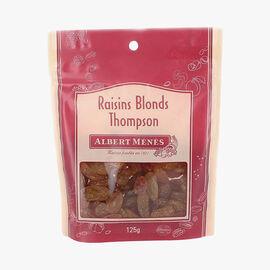 Golden Thompson raisins Albert Ménès