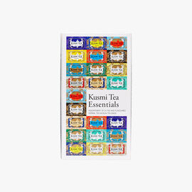 The Essentials, box of 24 teabags  Kusmi Tea