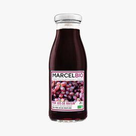 Organic pure grape juice Marcel Bio