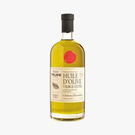 Olive oil perfumed with black truffle, Château d'Estoublon x Artisan de la truffe 1L Artisan de la truffe