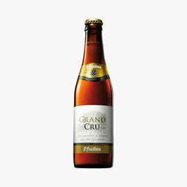 Grand Cru extra blond beer Saint-Feuillien