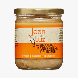 Shepherd's brandade cod Jean De Luz