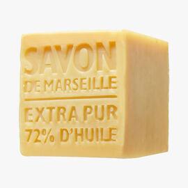 Cube of Marseille soap Compagnie de Provence