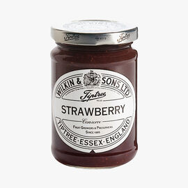 Strawberry extra jam Wilkin & Sons