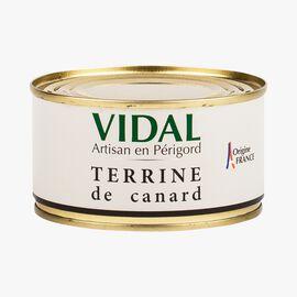 Duck terrine Vidal