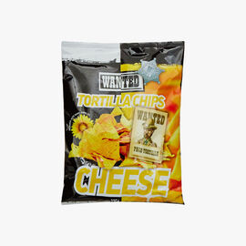Cheese flavour tortilla chips Wanted