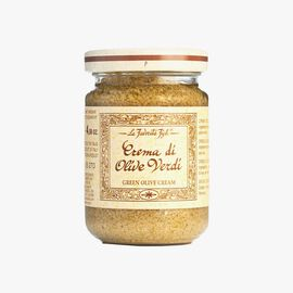Green olive cream sauce La Favorita