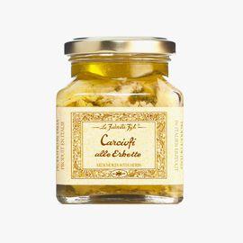 Artichokes with fine herbs La Favorita
