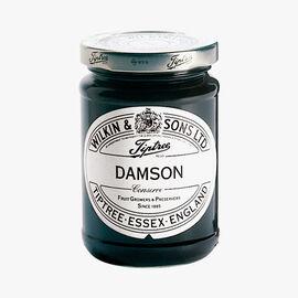 Damson plum extra jam Wilkin & Sons