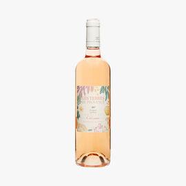 Les Terres de Provence rosé 2017 Château Calissanne