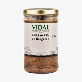 Bergerac coq au vin Vidal
