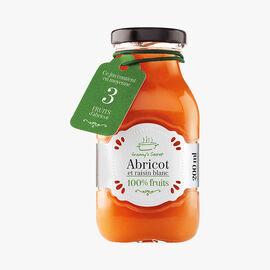 Apricot and white grape juice Granny's Secret