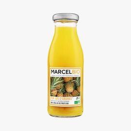 Organic pure pineapple juice Marcel Bio