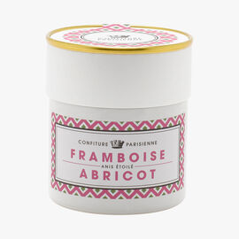 Raspberry, apricot, star anise Confiture Parisienne