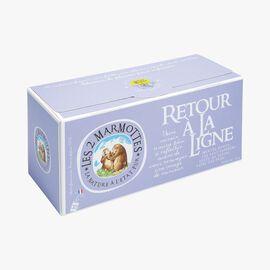 Pure & svelte infusion Les 2 Marmottes