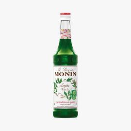 Green mint cordial Monin