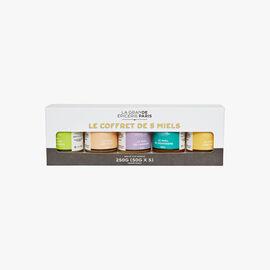 Marmalade gift set (5 mini jars) La Grande Épicerie de Paris