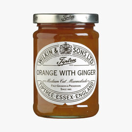 Medium-cut orange and ginger marmalade Wilkin & Sons