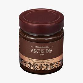 Intense chocolate spread Angelina