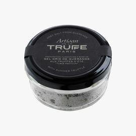 Guérande sea salt with summer truffle  Artisan de la truffe