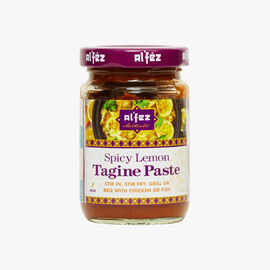 Spiced lemon paste for tagine Al'fez