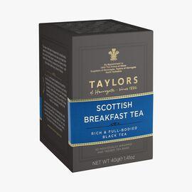 Scottish black breakfast tea – 20 teabags Taylor's of Harrogate