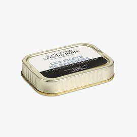 Sardine fillets in extra virgin olive oil La Grande Épicerie de Paris