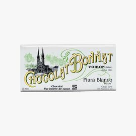 Piura Blanco chocolate Bonnat