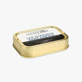 Boneless sardines in extra virgin olive oil La Grande Épicerie de Paris