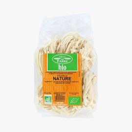 Plain organic tagliatelle Pâtes Fabre