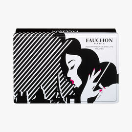 Assortment of 42 Fauchon fine biscuits Fauchon