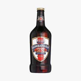 Bombardier beer  Charles Wells