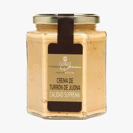 Jijona turrón cream Coloma Garcia