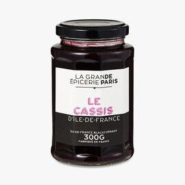 Ile-de-France blackcurrant fruit spread La Grande Épicerie de Paris
