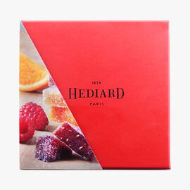 Assortment of 16 fruit jellies Hediard