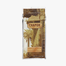 Venezuela dark chocolate bar 75 % Chapon