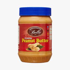 Crunchy peanut butter Mississippi Belle