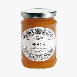 Peach extra jam Wilkin & Sons