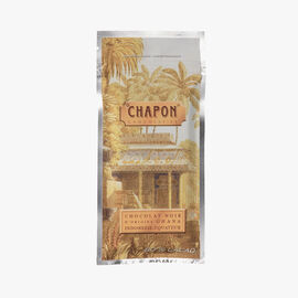 Inghaneq dark chocolate bar 80 %  Chapon