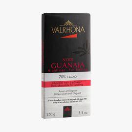 Guanaja dark cooking chocolate (70 % minimum cocoa, pure cocoa butter) Valrhona