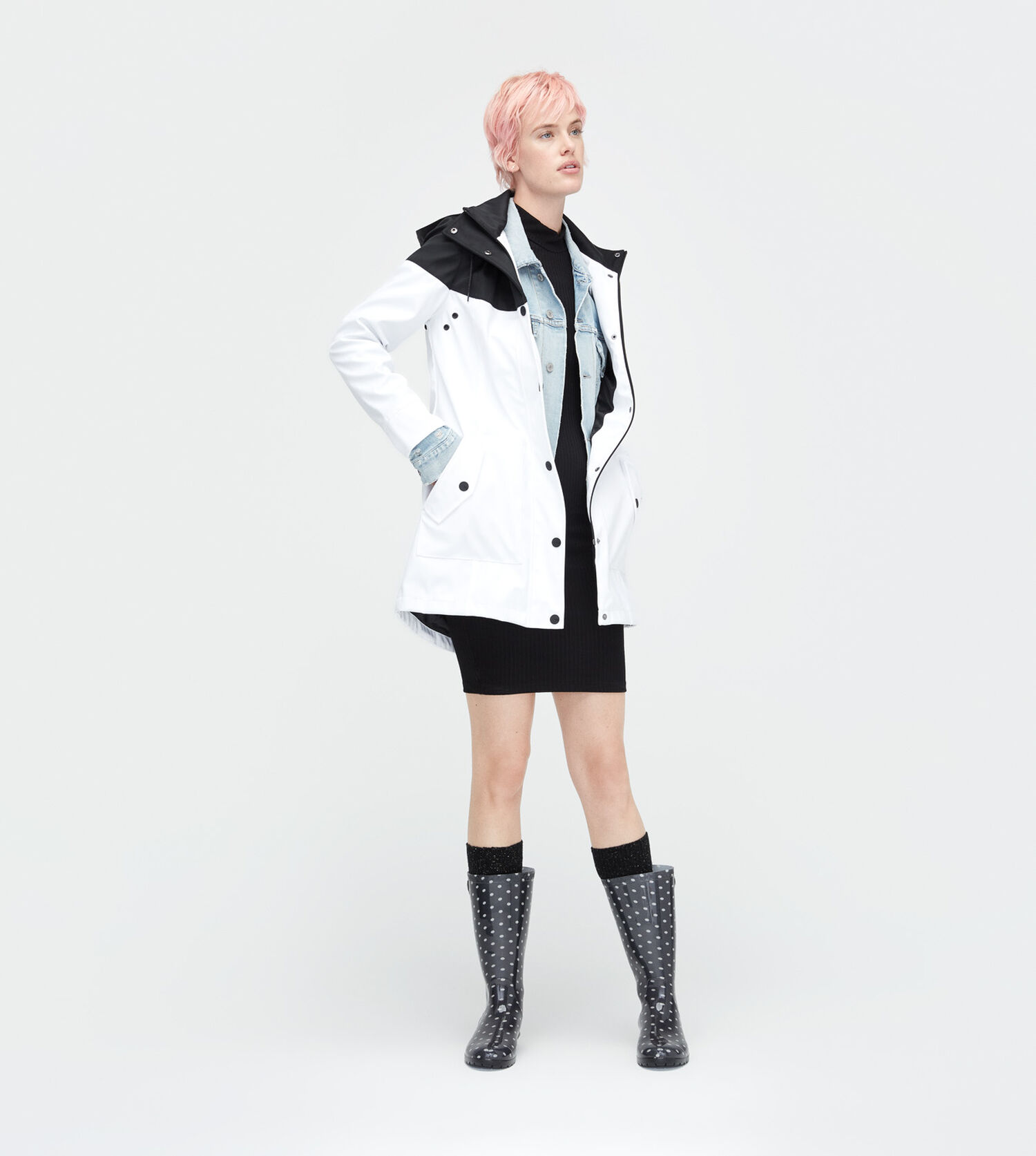 edb7578e7b5b Zoom Trench Rain Jacket - Image 1 of 3