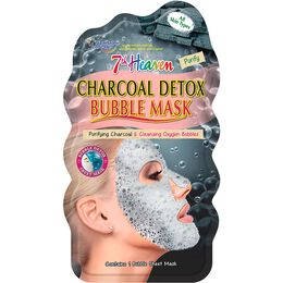 Bild: Montagne Jeunesse 7th Heaven Charcoal Detox Bubble Maske