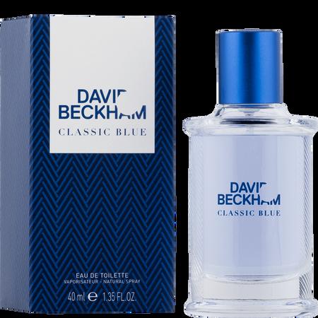 David Beckham Classic Blue Eau de Toilette (EdT)