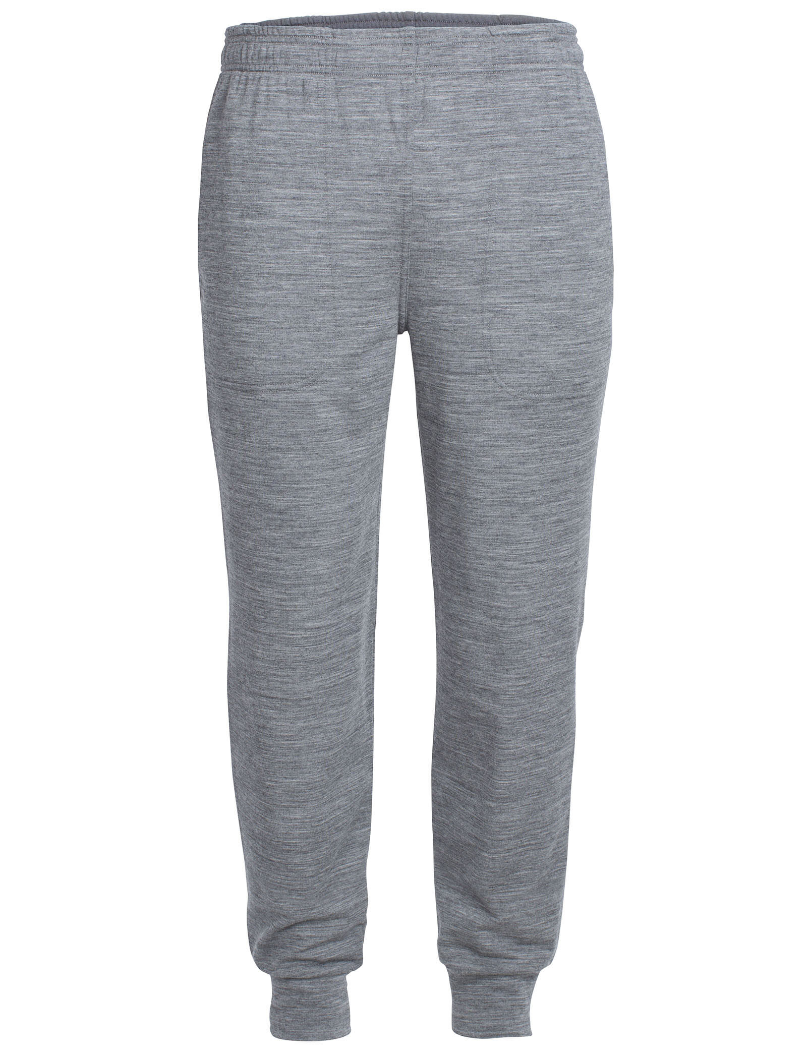 M ESSENTIAL CUFF Pants natural Merino Mens Medium Essential Cuff Trousers Jogging Bottoms Men super