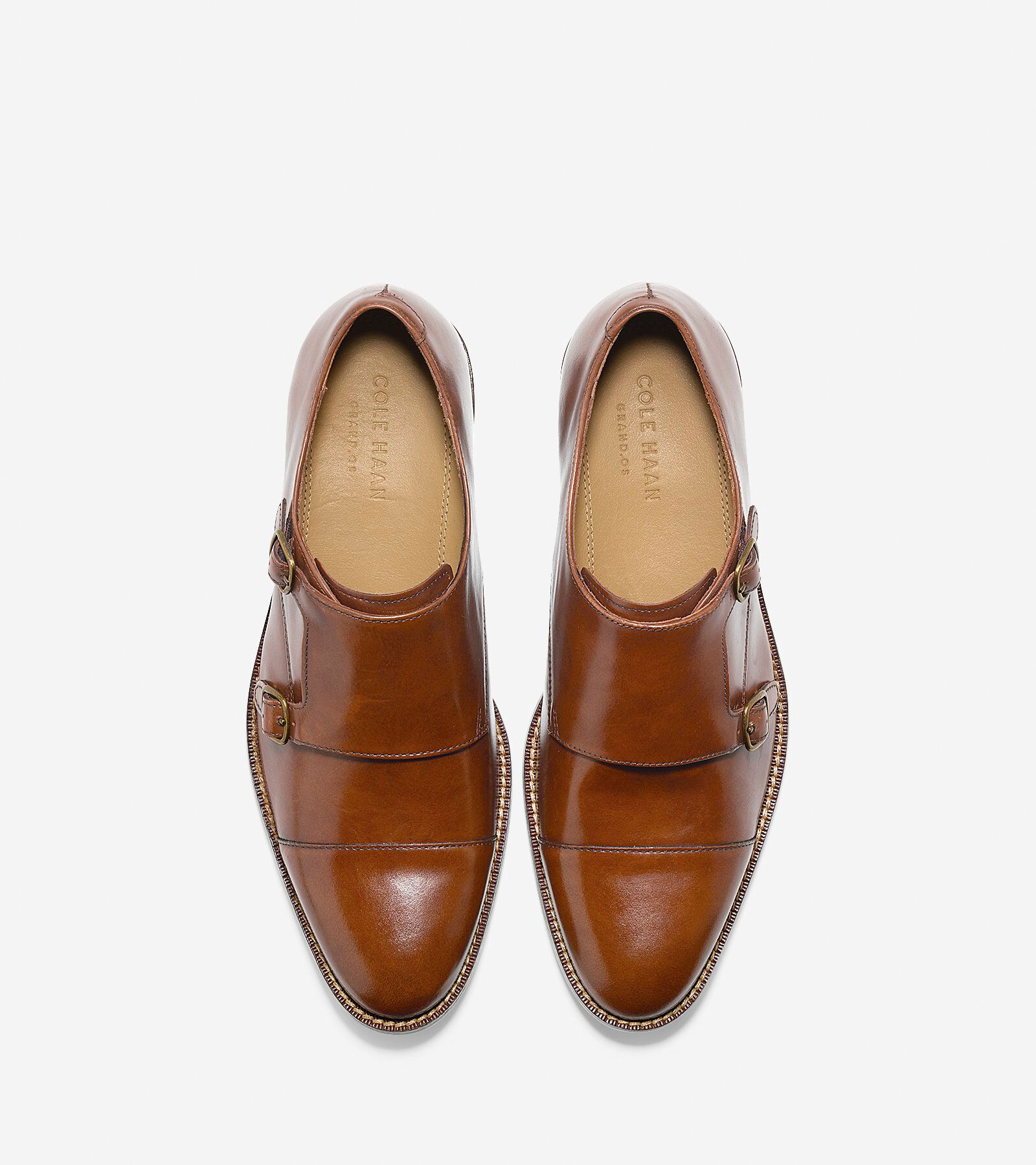 Madison Double Monk Oxford   Cole Haan