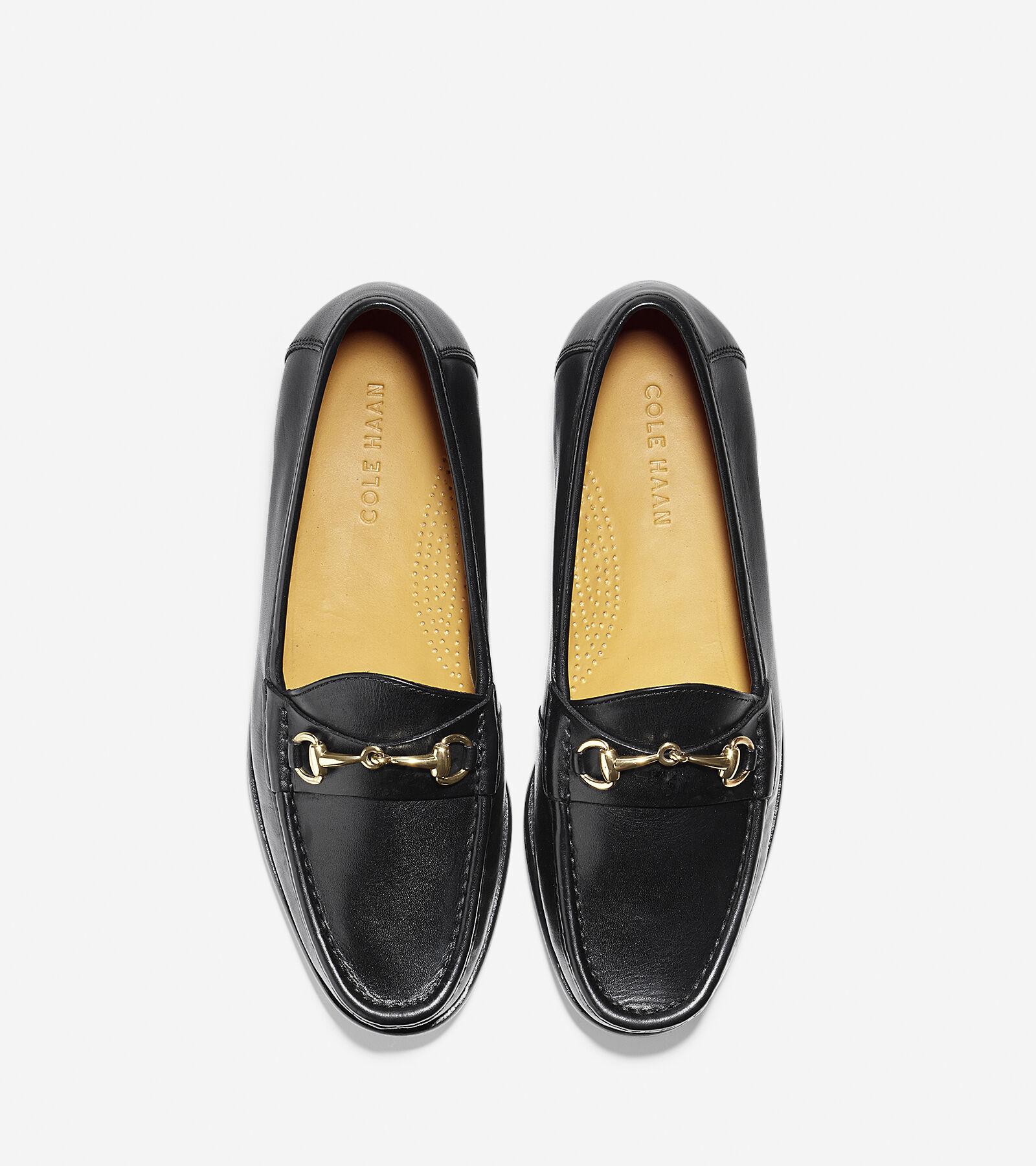 Men's Ascot Bit Loafers in Black : Sale