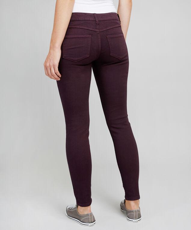 skinny ankle color f18 blackberry, , hi-res