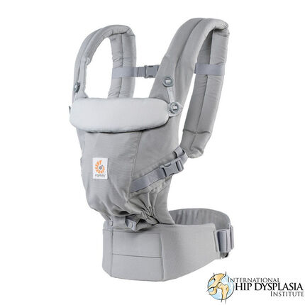 Porte-bébé Adapt 3 positions - Grey gris
