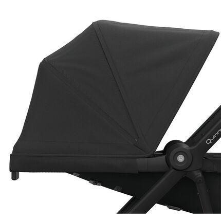 Canopy XL pour Zapp Flex et Zapp Flex Plus - Black noir