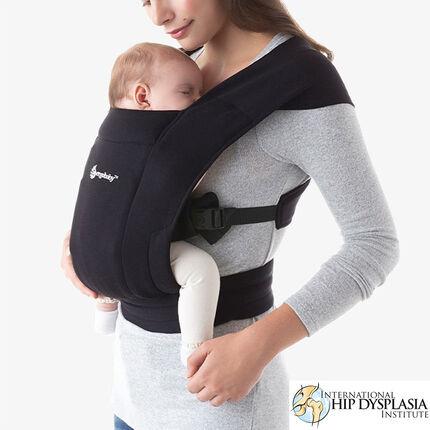 Porte-bébé Embrace - Pure Black noir
